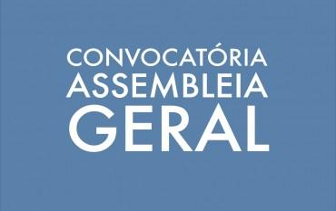 Convocatória AG Ordinária 27.NOV